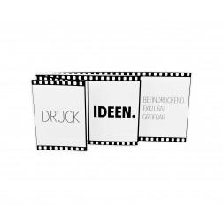 Filmstreifenkarte