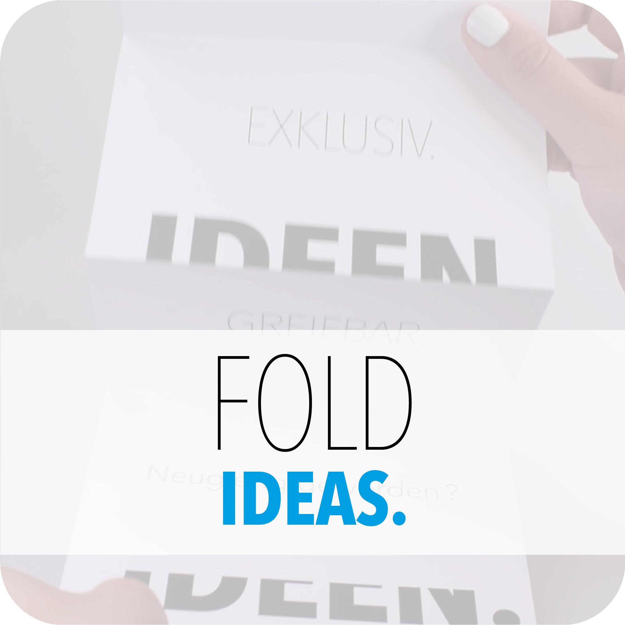 FOLD IDEAS